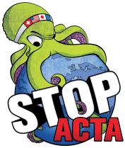 STOP caracatita ACTA
