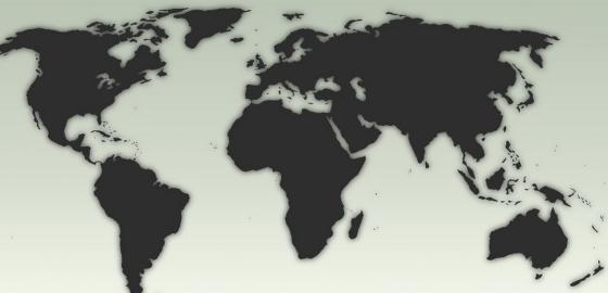 statele lumii harta