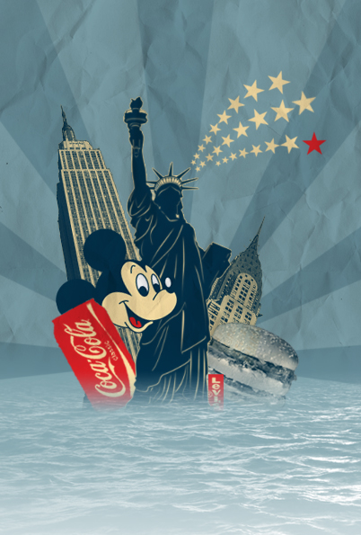 visul american mcdonalidzare capitalismul american