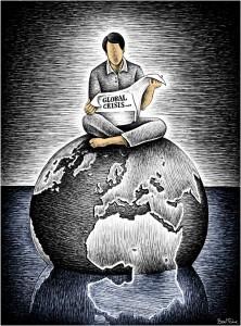 visul american criza globala
